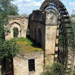 Cordoba water wheel